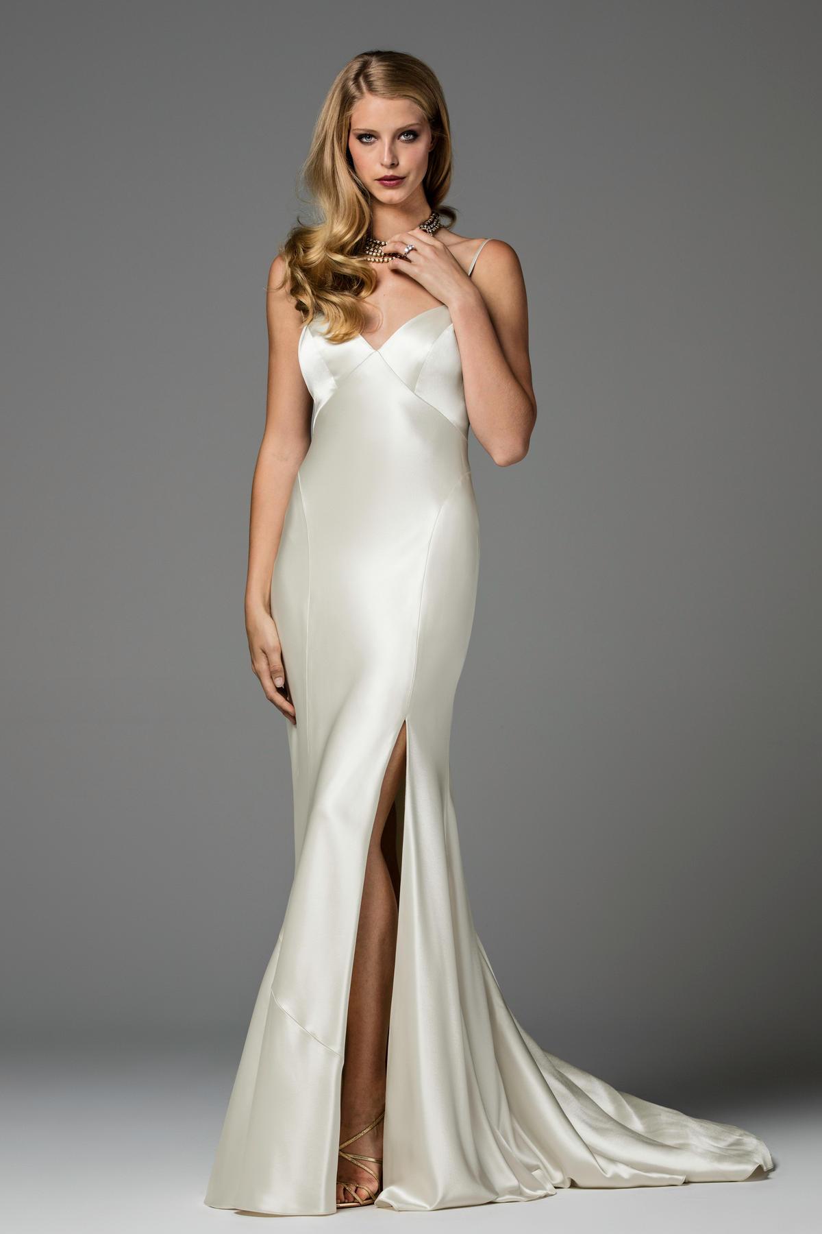 1940s Glamorous Wedding Dresses – Fashion design images