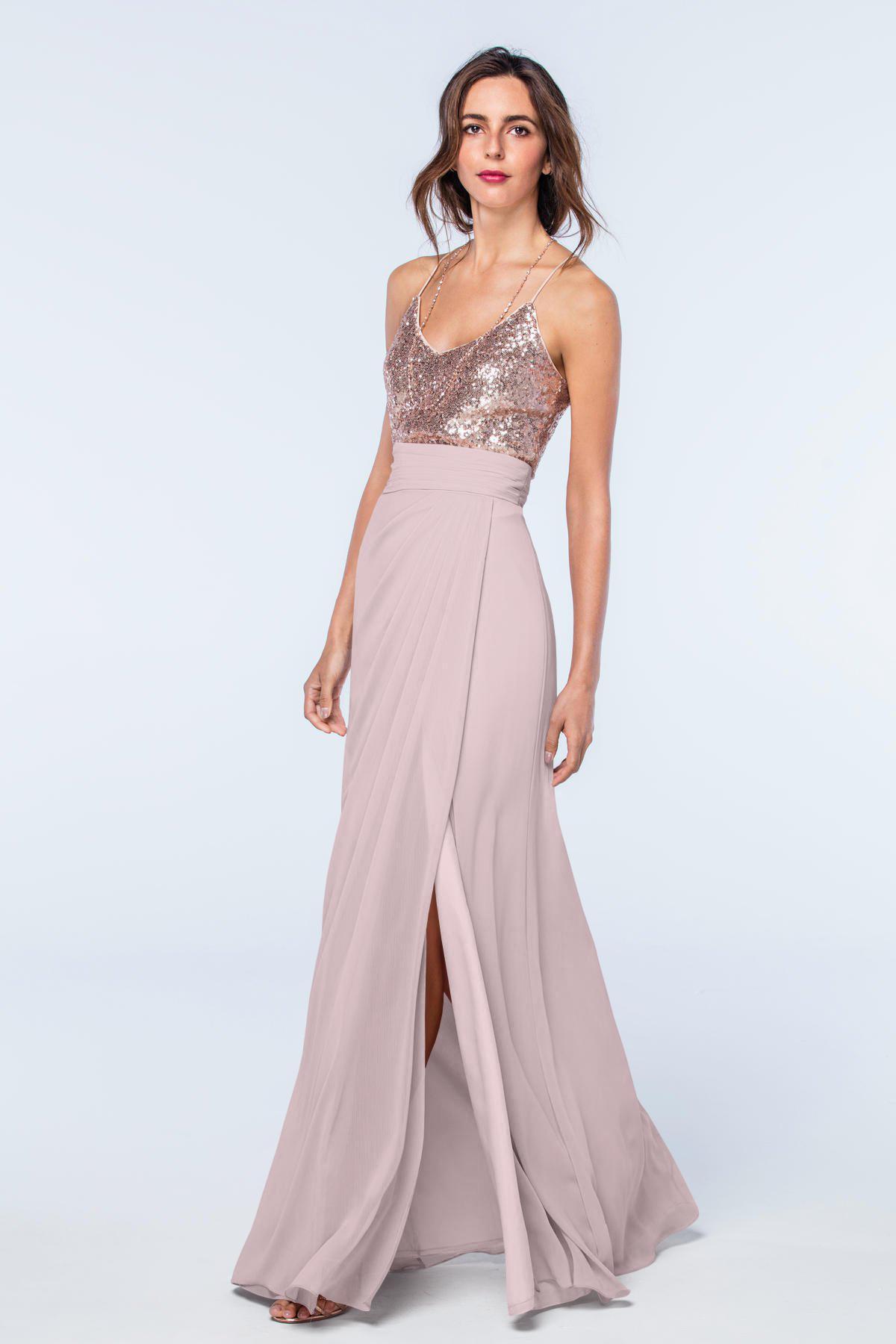 c70fcfac5ccc Natasha Skirt 2508 | Watters Bridesmaids | Watters