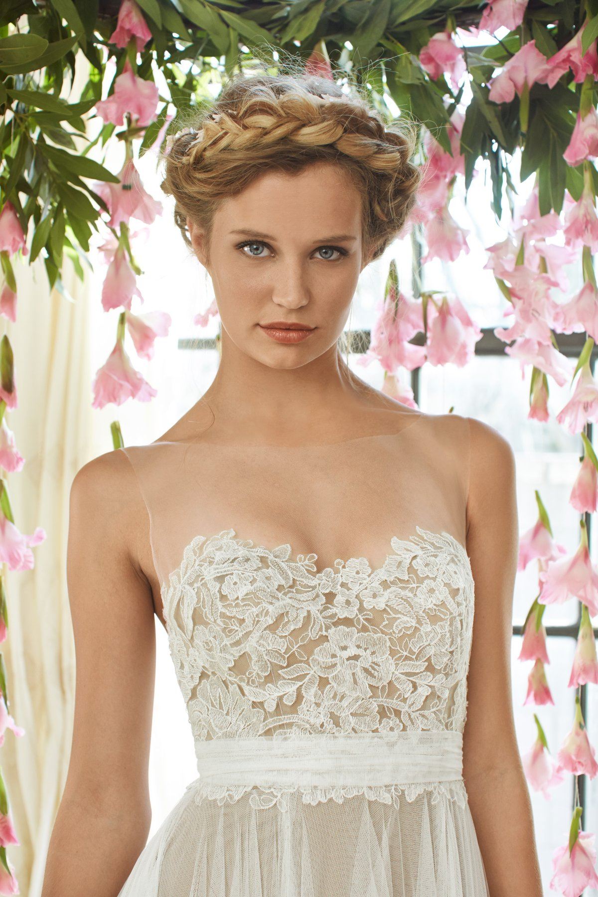 Penelope wedding dress images