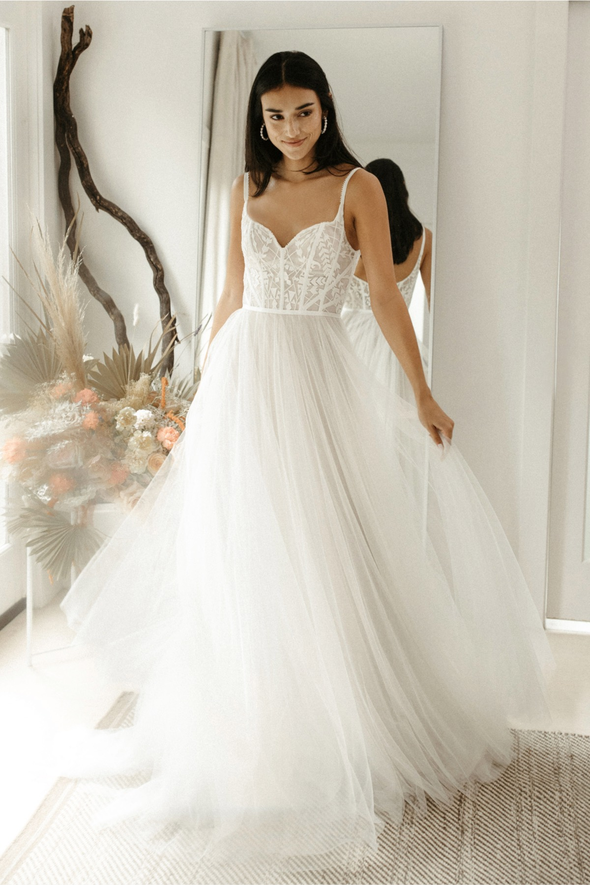 Willowby Wedding Gowns for the Boho Chic Bride