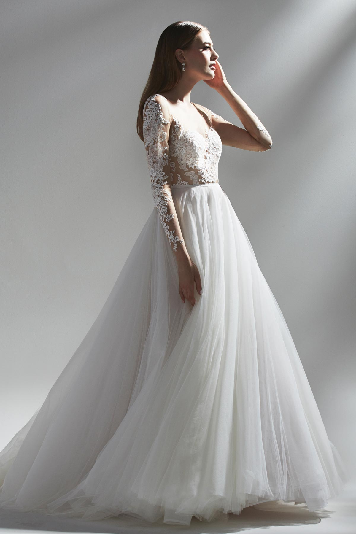 ee5f7118343f Beautiful Gowns for You and Your Wedding Party | Watters