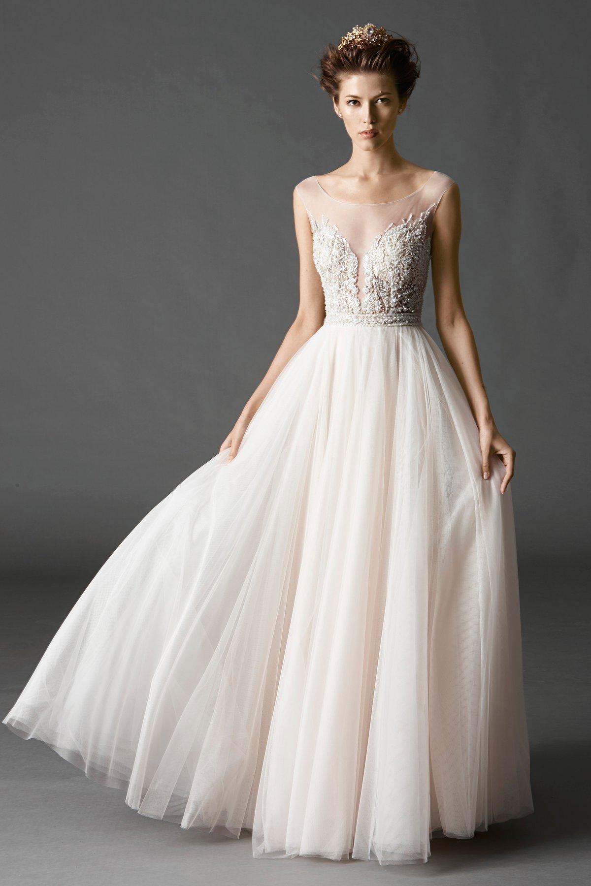Kaliah 7082B | Watters Brides | Watters
