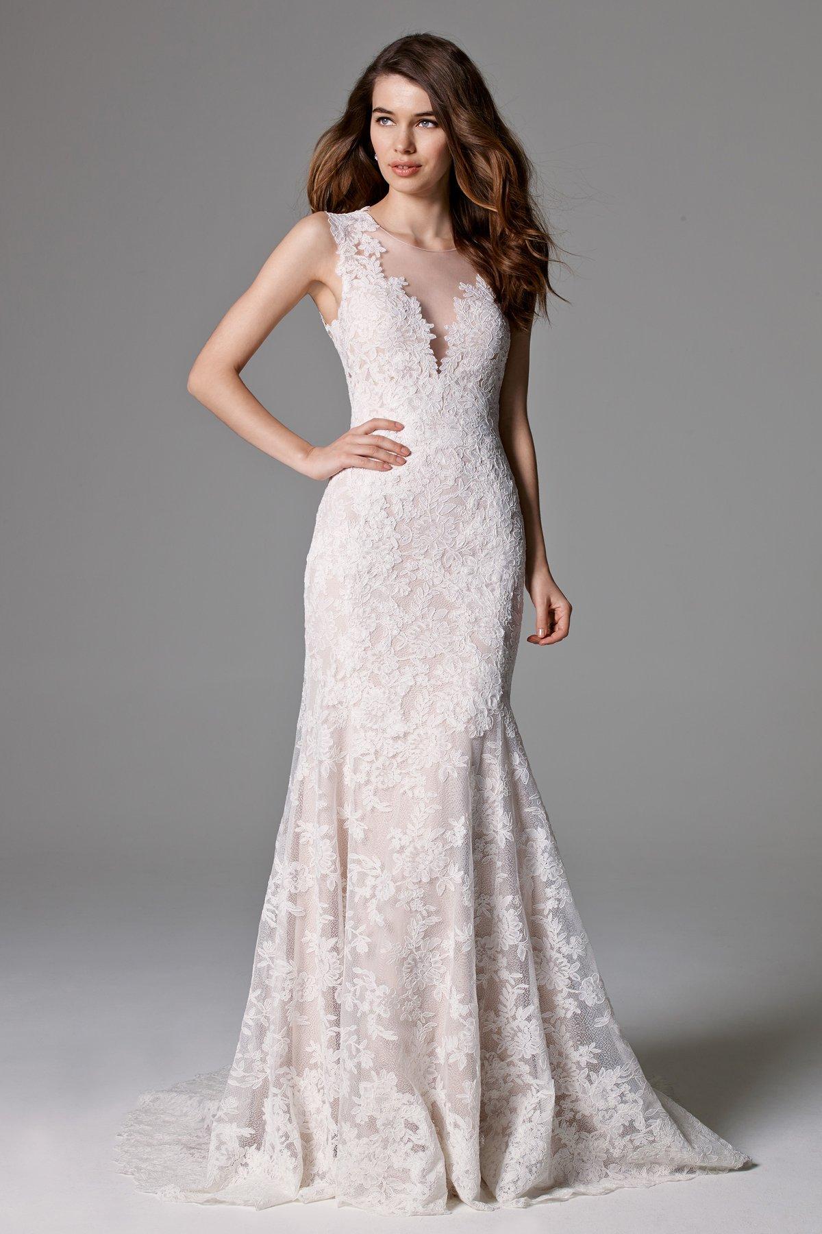 Ashland 8021B | Watters Brides | Watters