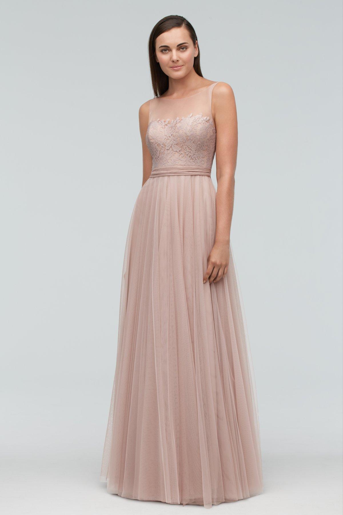 Lisa 9623 | Watters Bridesmaids | Watters